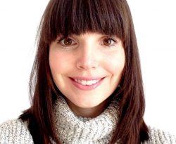 Kate Sinclair - CHEA Winner