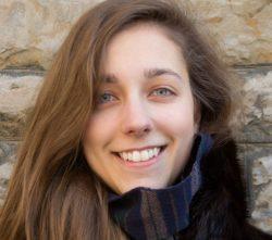 Krista Reimer - Ruth Binnie Award 2016-2017