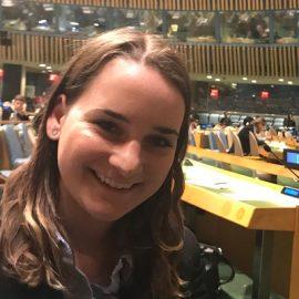Alana Roberts CFUW ABORIGINAL WOMEN'S AWARD (AWA) 2019-2020 Winner