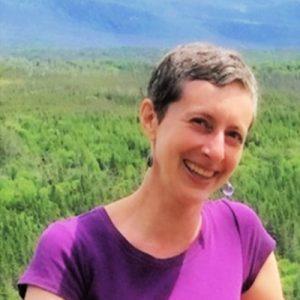 Katherine Oland - 100th Anniversary Dr Alice E Wilson Winner