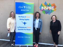 2021 CFUW Creative Arts Award Winner - East Coast Inspire Video Project
