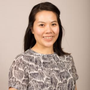 Cindy Chen - CFUW Memorial Fellowship Winner 2021-2022