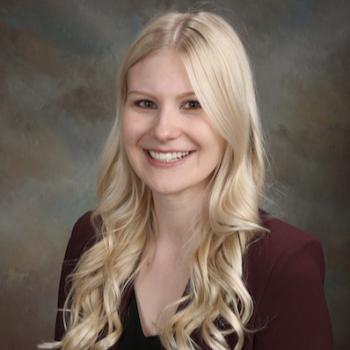 Heidi Cossey CFUW Dr. Margaret McWilliams Pre-Doctoral Fellowship Winner