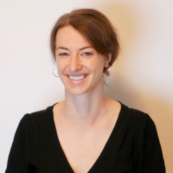 Lauriane Ouellet - Canadian Home Economics Association (CHEA) Fellowship Winner