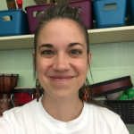 Marie Phaneuf-Fournier - Ruth Binnie Fellowship Winner