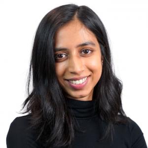 Priya Patel - Wilson Award Winner