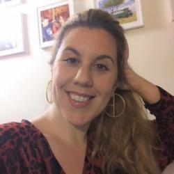 Vincenza Mazzeo - Linda Souter Humanities Award Winner