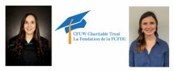 CFUW Charitable Trust AGM Speaker Panel